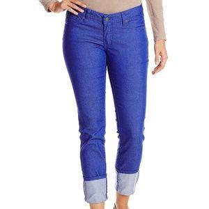 EUC PrAna Kara Jean Pants Sail Blue Size 30